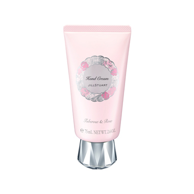 JILL STUART Tuberose & Rose hand cream