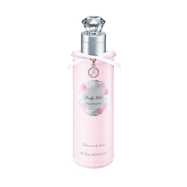 JILL STUART Tuberose & Rose body milk