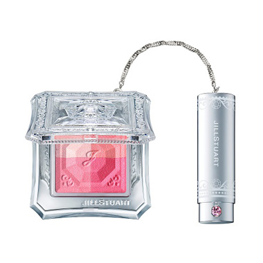 JILL STUART layer blush compact
