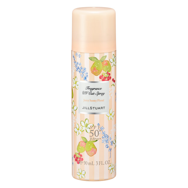 JILL STUART juicy sunny floral fragrance UV cut spray