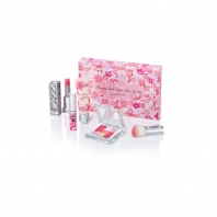 JILL STUART flowery pink carpet make up kit